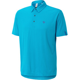 Ziener Canot Polo Shirt Men sea
